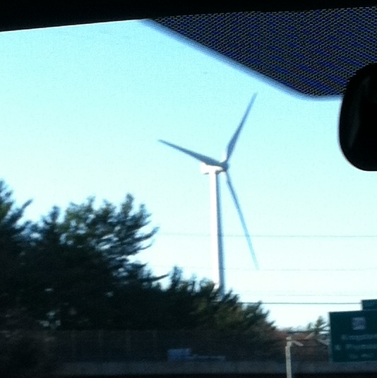 Massachusetts Windmills